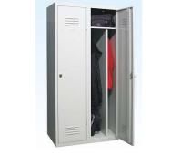 Шкаф одежный Locker 402 с перегородкой