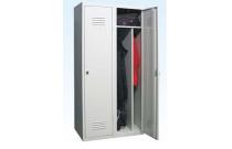 Шкаф одежный Locker 402 с перегородкой, купить - 2929 грн.