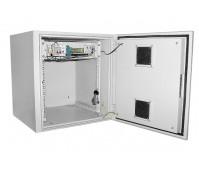 Шкаф всепогодный климатический 6U - фото