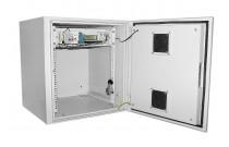 Шкаф всепогодный климатический 12U, купить - 9253 грн.